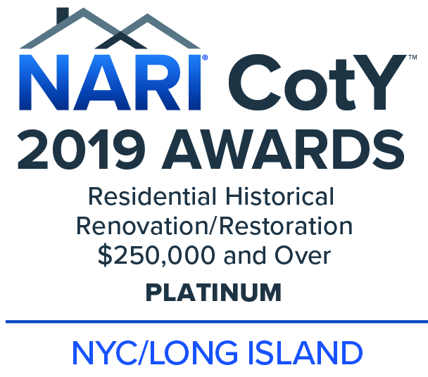 Golden-Eye Construction Received NARI CotY 2019 Awards